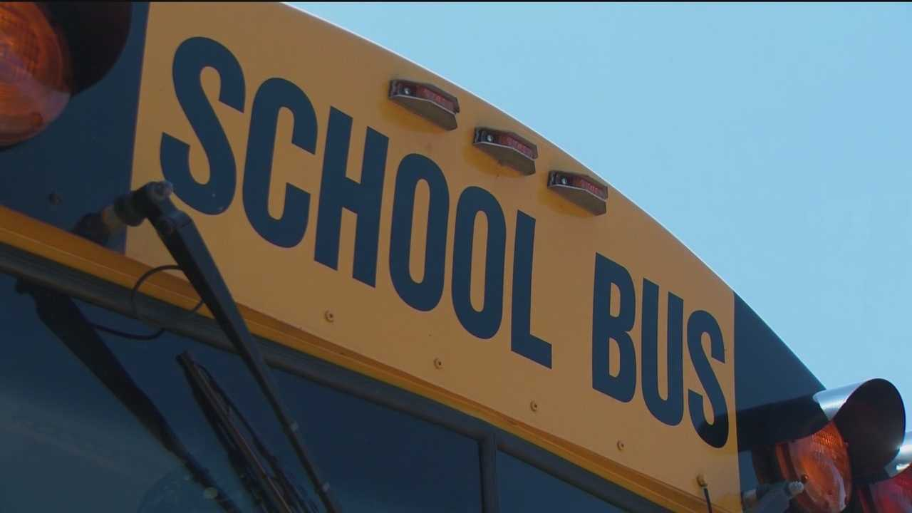 The Baltimore County Public Schools is looking to fill a shortage of school bus drivers a week before school starts.