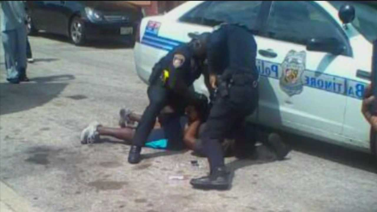 Baltimore City police are investigating claims of excessive force after witnesses to a drug arrest said officers used a Taser on a woman holding a baby.
