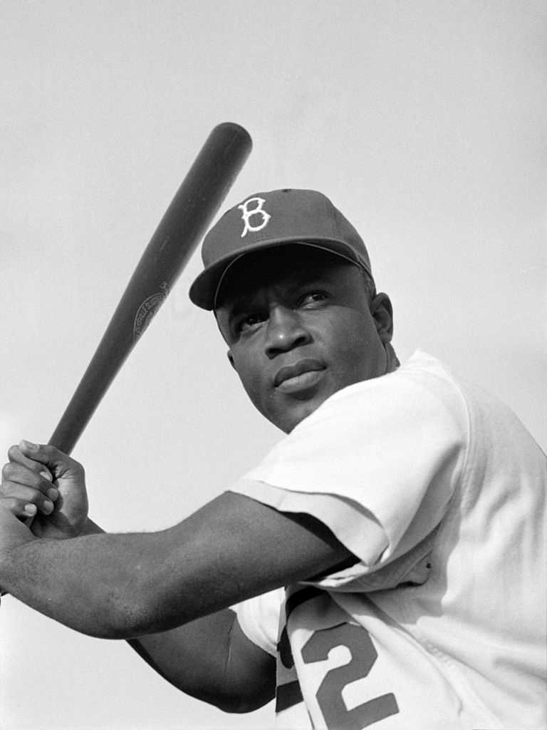 If she could interview anyone, Deborah would like to interview #42 Jackie Robinson.