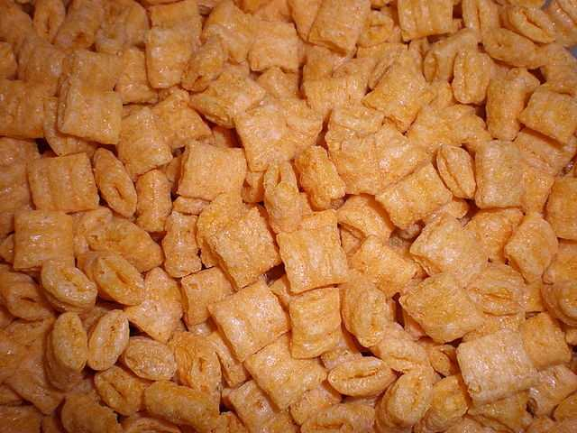 Deborah's favorite cereal isCap'n Crunch
