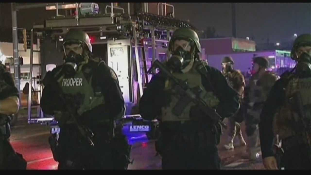 Baltimore City officials released new details of the military-style equipment that's was purchased for local police.