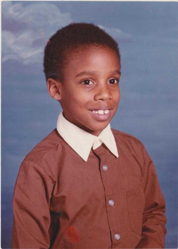 Awww, what a cutie! This is 11 News Today anchor Jason Newton.
