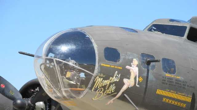 "The B-17, known as the definitive ""Flying Fortress,"" is one of the most celebrated and fierce Air Force bombers to fly during World War II."