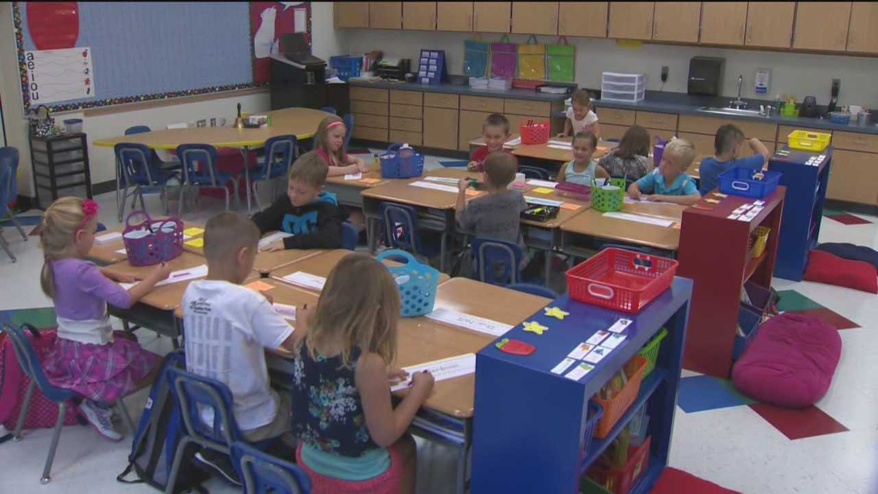 More than a million public school students headed back to the classroom across the state Monday.