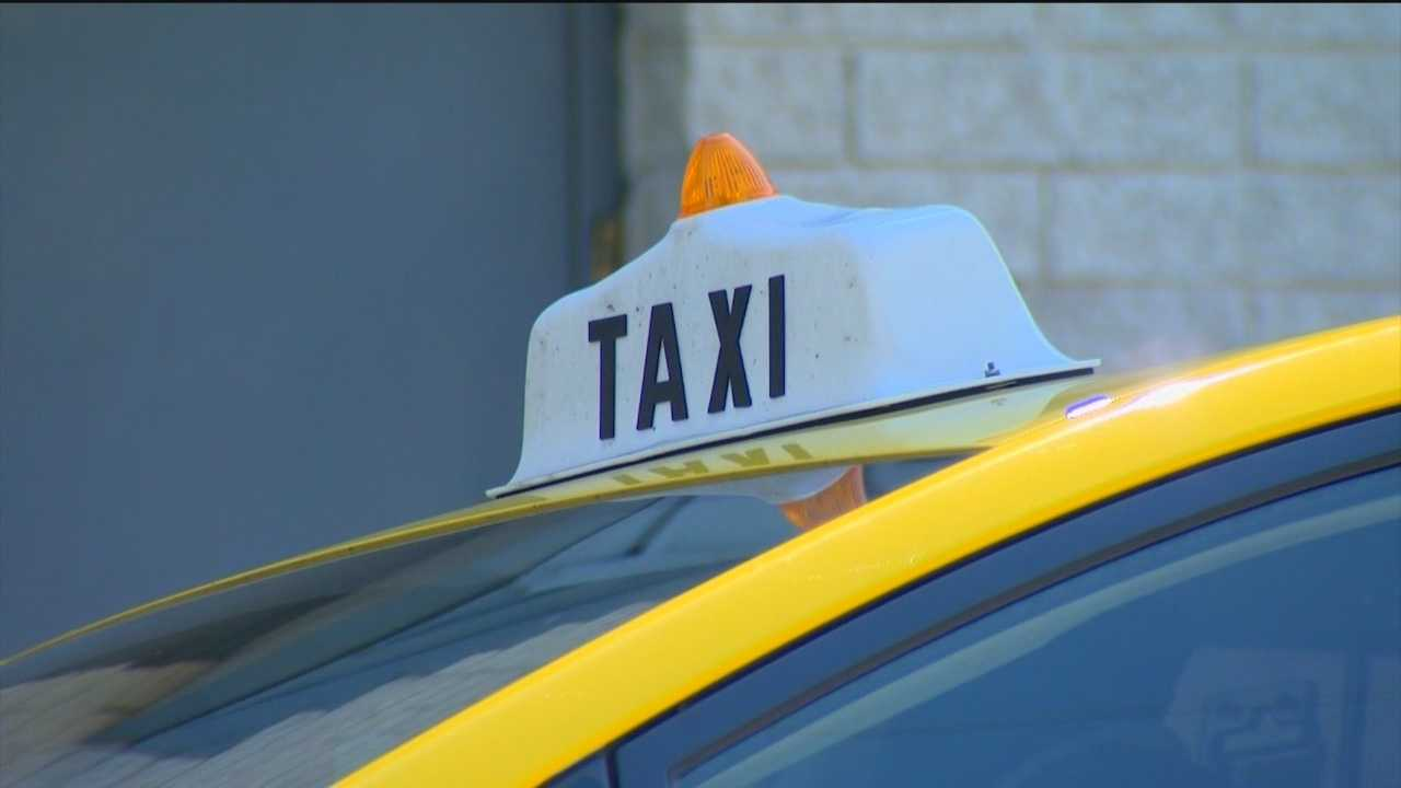 A taxi driver was injured in an early Tuesday morning shooting in the northeast part of the city, police said.