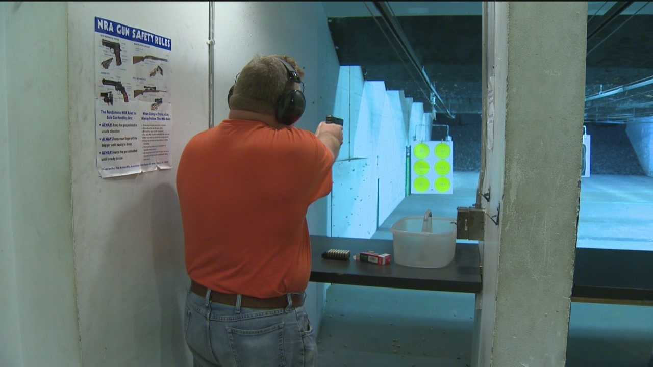 Local gun range instructors said when it comes to kids, guns and safety on the range parents actually play the most important role.