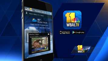 Watch the latest video weather forecast from 11 Weather, and see more videos of weather coverage from throughout Maryland. iTunes | GooglePlay