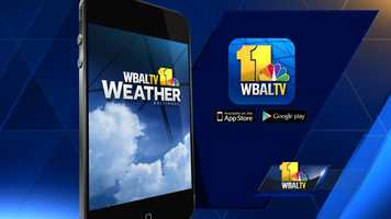 Welcome to the newest app from WBAL-TV 11, the 11 Weather app, designed to keep you updated on the latest weather conditions and forecasts for Maryland. iTunes | GooglePlay