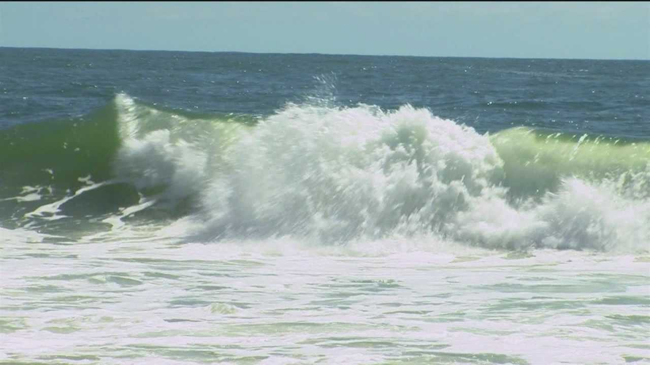 Ocean City officials concerned by rip currents