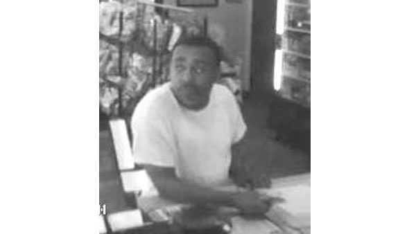 Police say they want to talk to this person to see what information he can provide in an Owings Mills armed robbery.