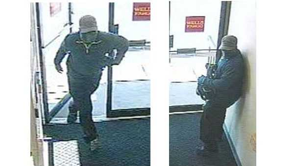 Wells Fargo robbery in Lutherville