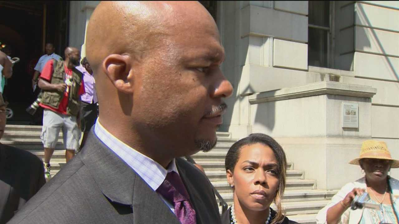 Russell Neverdon, a lawyer in Baltimore, continues to appeal the City Board of Election's decision not to put him on the November ballot for the city state's attorney race.