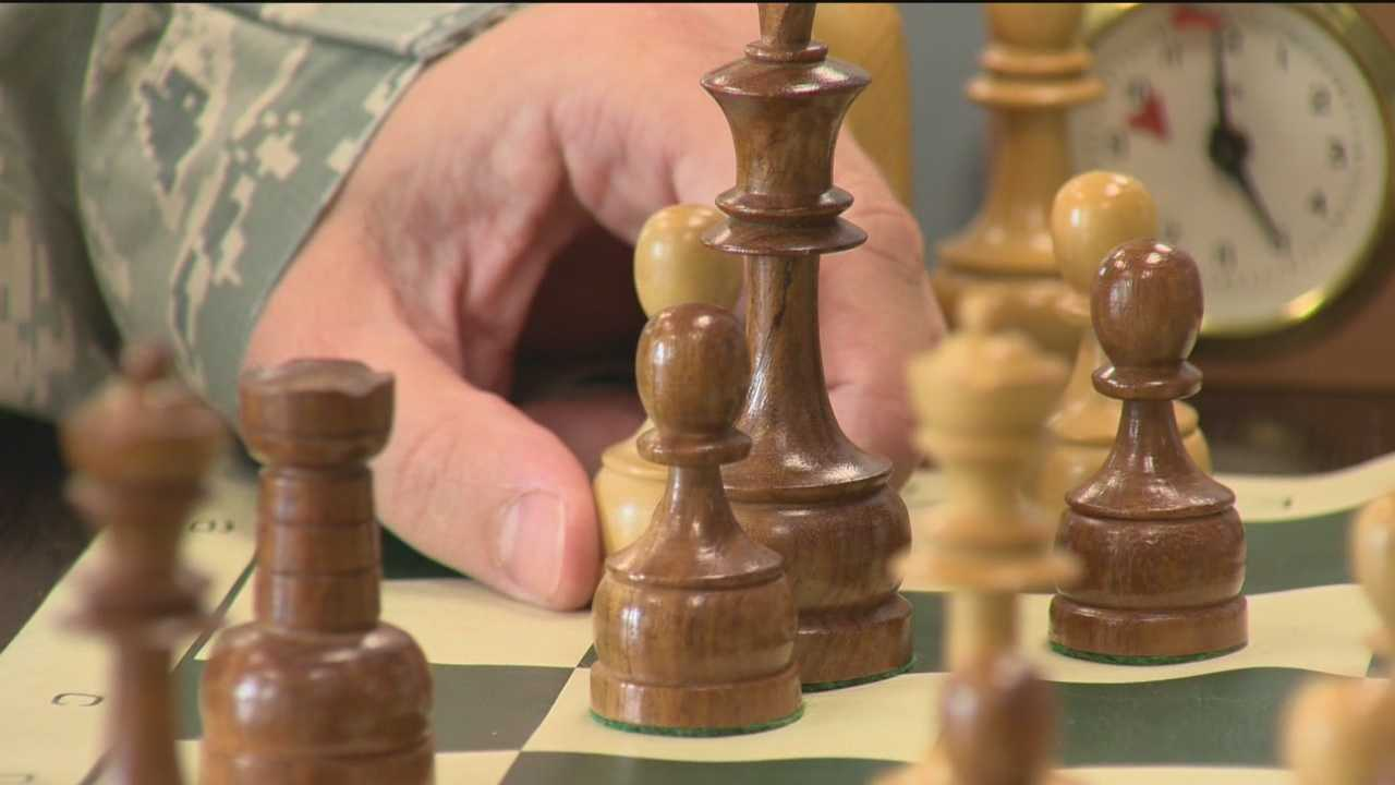 Players representing NATO forces around the world, including two stationed in Maryland, will square off in Canada to play chess.