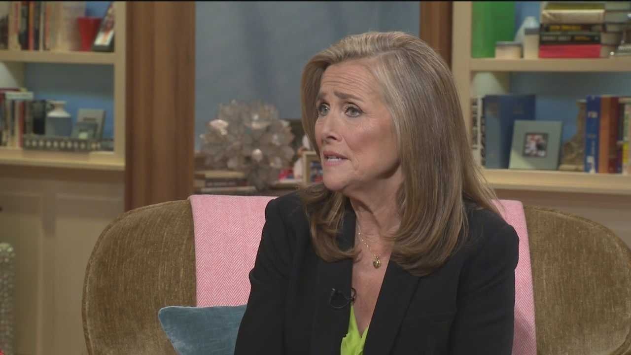 Meredith Vieira is back on daytime television with her own talk show.