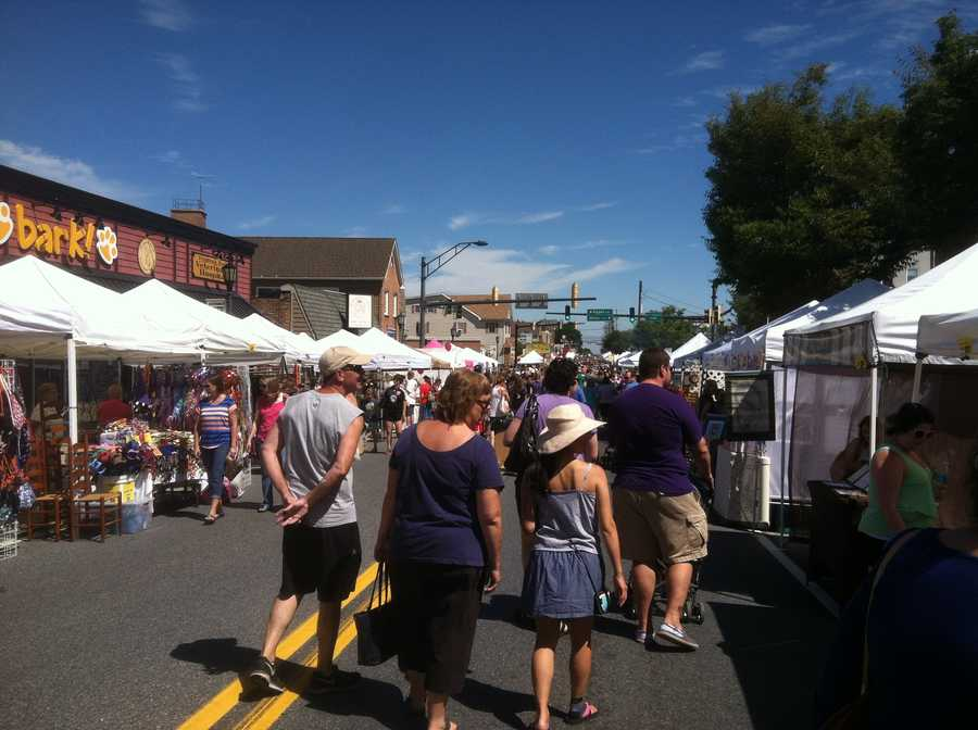 WBAL-TV photographer Tommy Culp shares photos from the Catonsville Festival over the weekend.