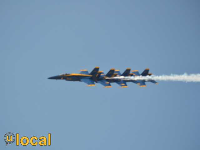 See some of the best u local photos of the Blue Angels flying over Baltimore for the Star-Spangled Spectacular festivities. Share your own on u local