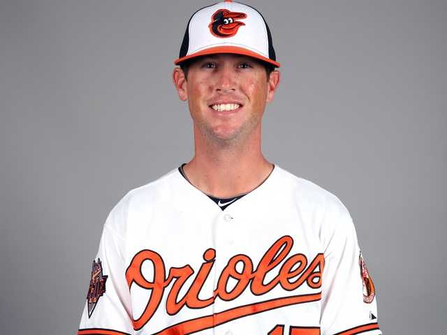 "Brian Matusz (17) LHP6'4"", 200 pounds, Birthday: 2/11/87"
