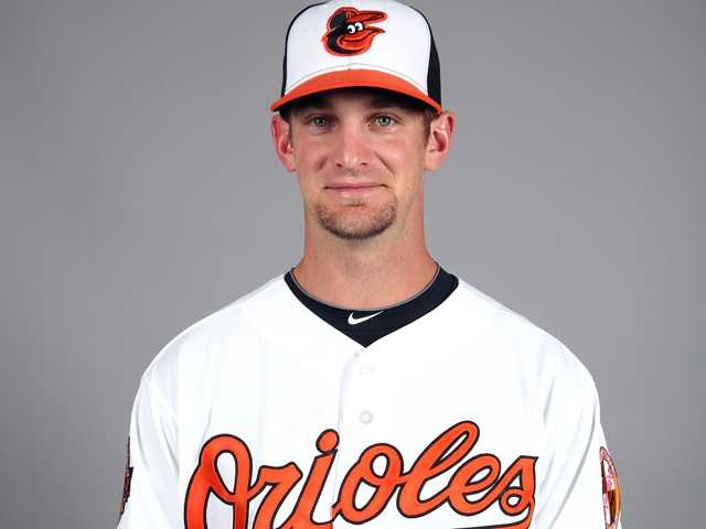 "Caleb Joseph (36) C6'3"", 180 pounds, Birthday: 6/18/86"