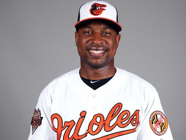 "Delmon Young (27) Outfielder6'3"", 240 pounds, Birthday: 9/14/85"