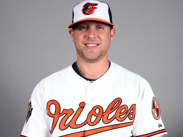 "Evan Meek (47) RHP6'0"", 225 pounds, Birthday: 5/12/83"