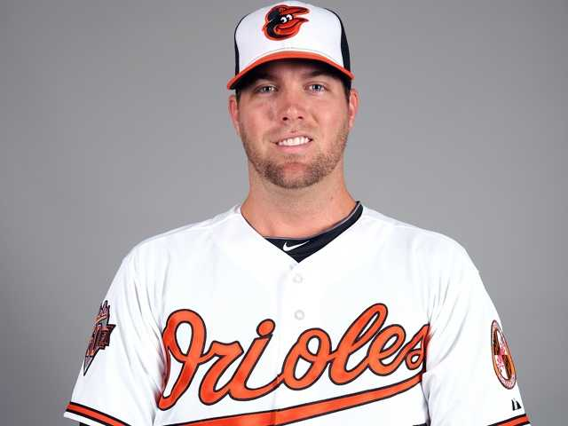 "Ryan Webb (58) RHP6'6"", 245 pounds, Birthday: 2/5/86"