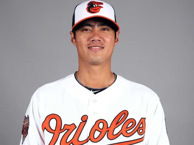 "Wei-Yin Chen (16) LHP6'0"", 195 pounds, Birthday: 7/21/85"