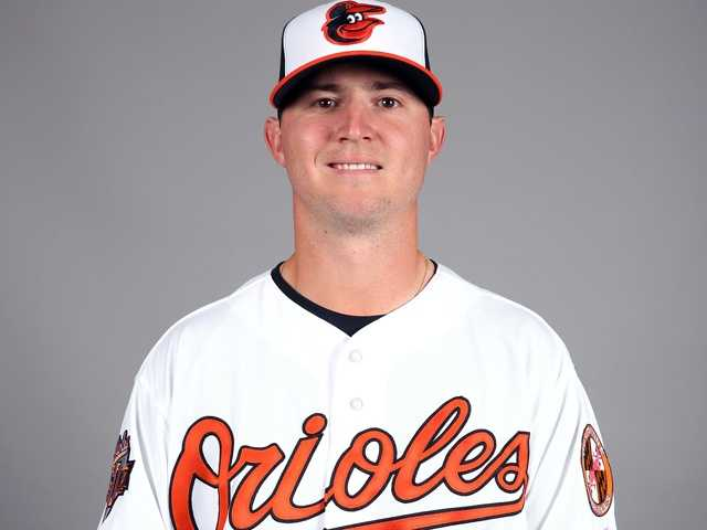 "Zach Britton (53) LHP6'3"", 195 pounds, Birthday: 12/22/87"