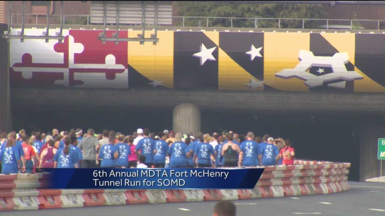 Fort McHenry Tunnel Run