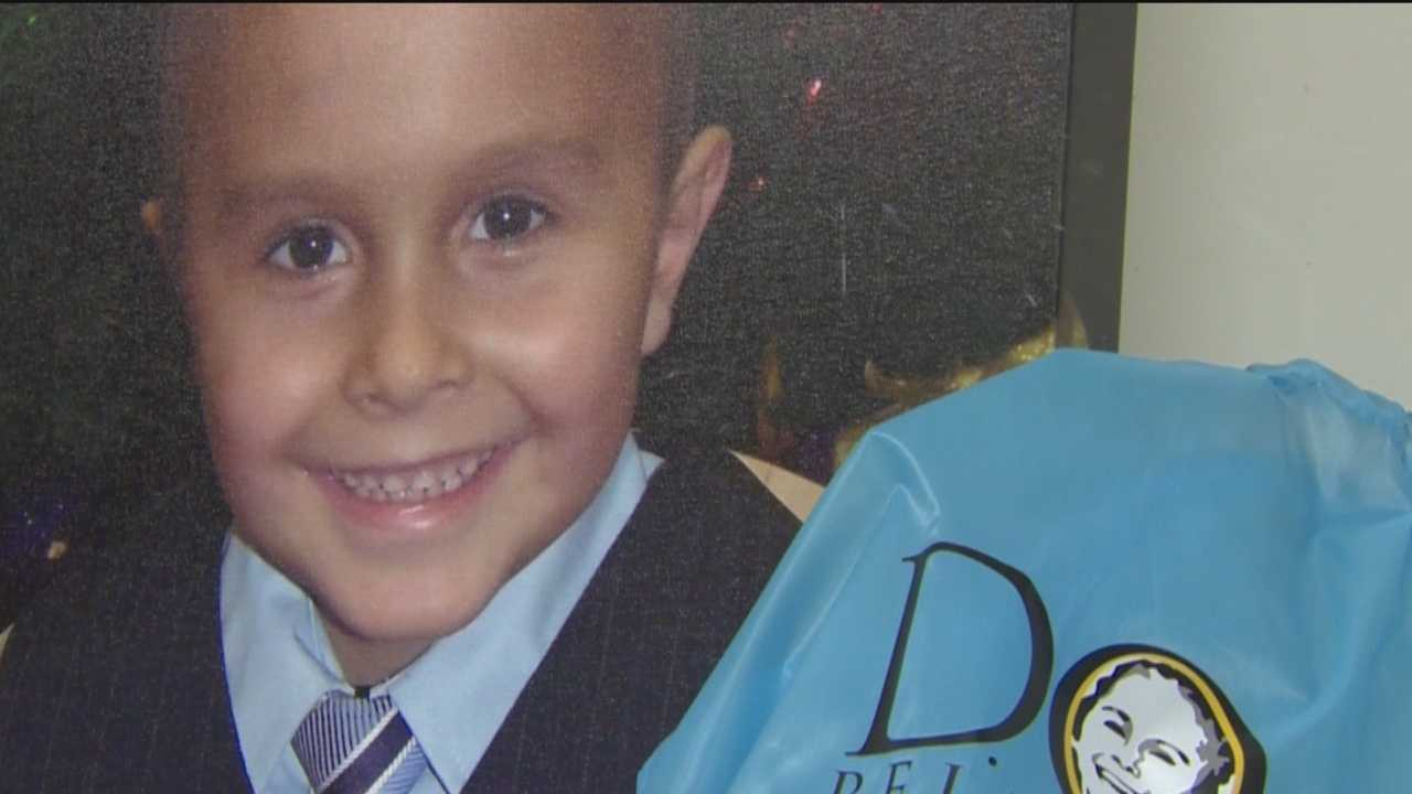 A Harford County mother who lost her child to pediatric cancer is making it her mission to bring more attention to the disease and to raise more money to find a cure.