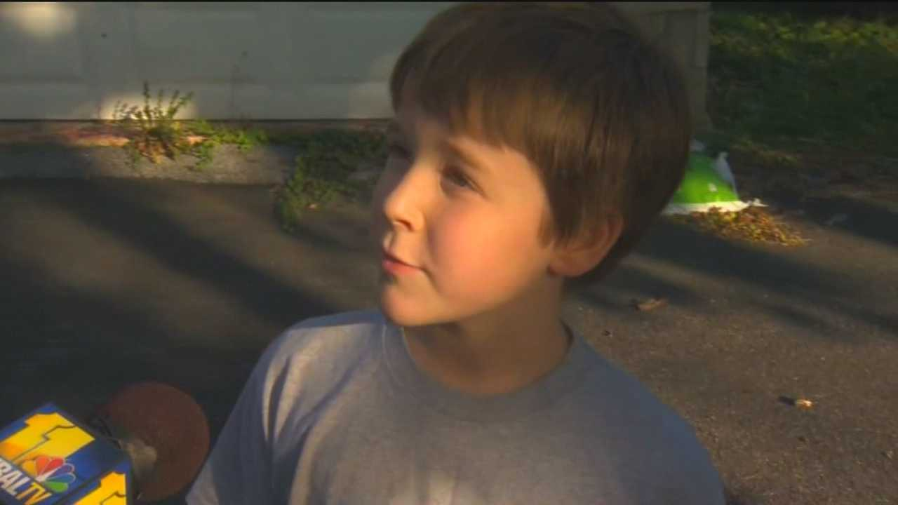 Drew Ratajczak, 9, tells 11 News how he had Enterovirus D68, even though it officially hasn't been reported yet in Maryland.