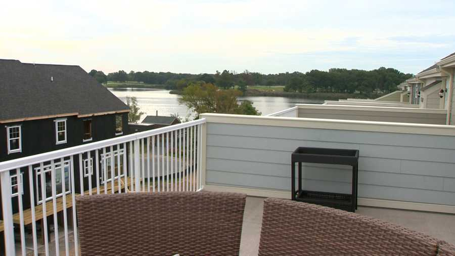 Looking to buy some waterfront property? A housing fair this weekend is encouraging potential homebuyers to consider Dundalk.