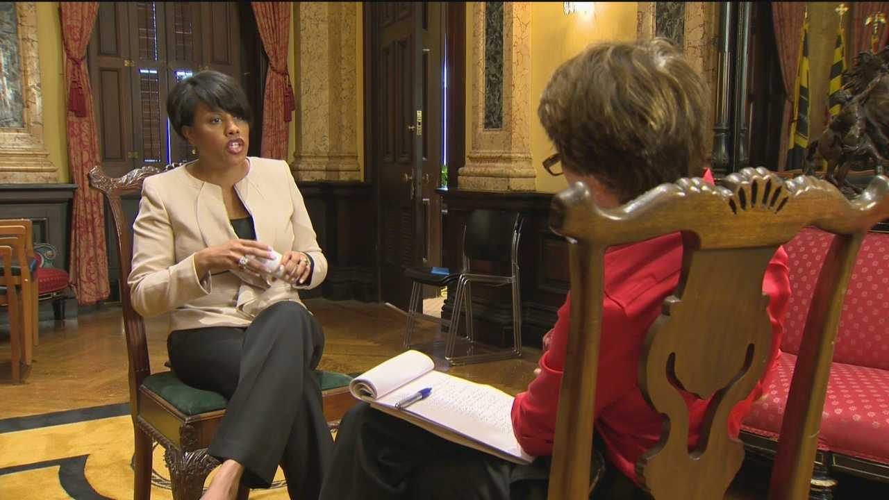 Baltimore's mayor tells the WBAL-TV 11 News I-Team that the public can expect more cases to root out fraud, waste and abuse.