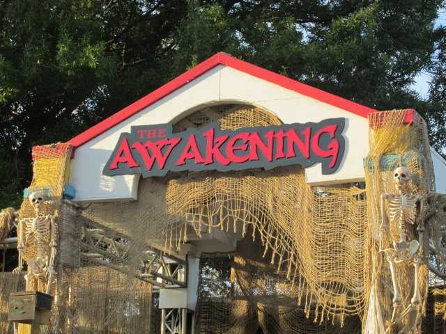 One of the most watched events is the opening act called The Awakening.