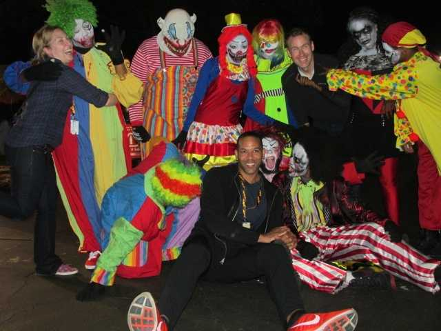 Fright Fest is split into two events: Thrills by Day for children and Fright by Night.