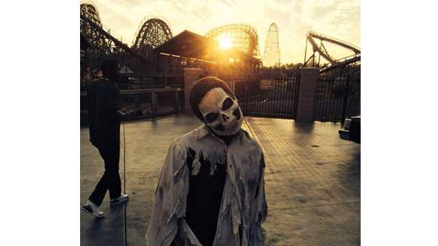 Prepare to be scared at Six Flags America's Fright Fest!