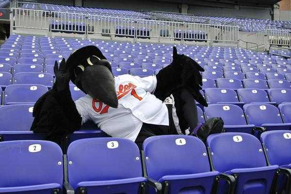 @Ravens: Go @Orioles! From our team to yours, we're wishing you the best of luck today in #Birdland