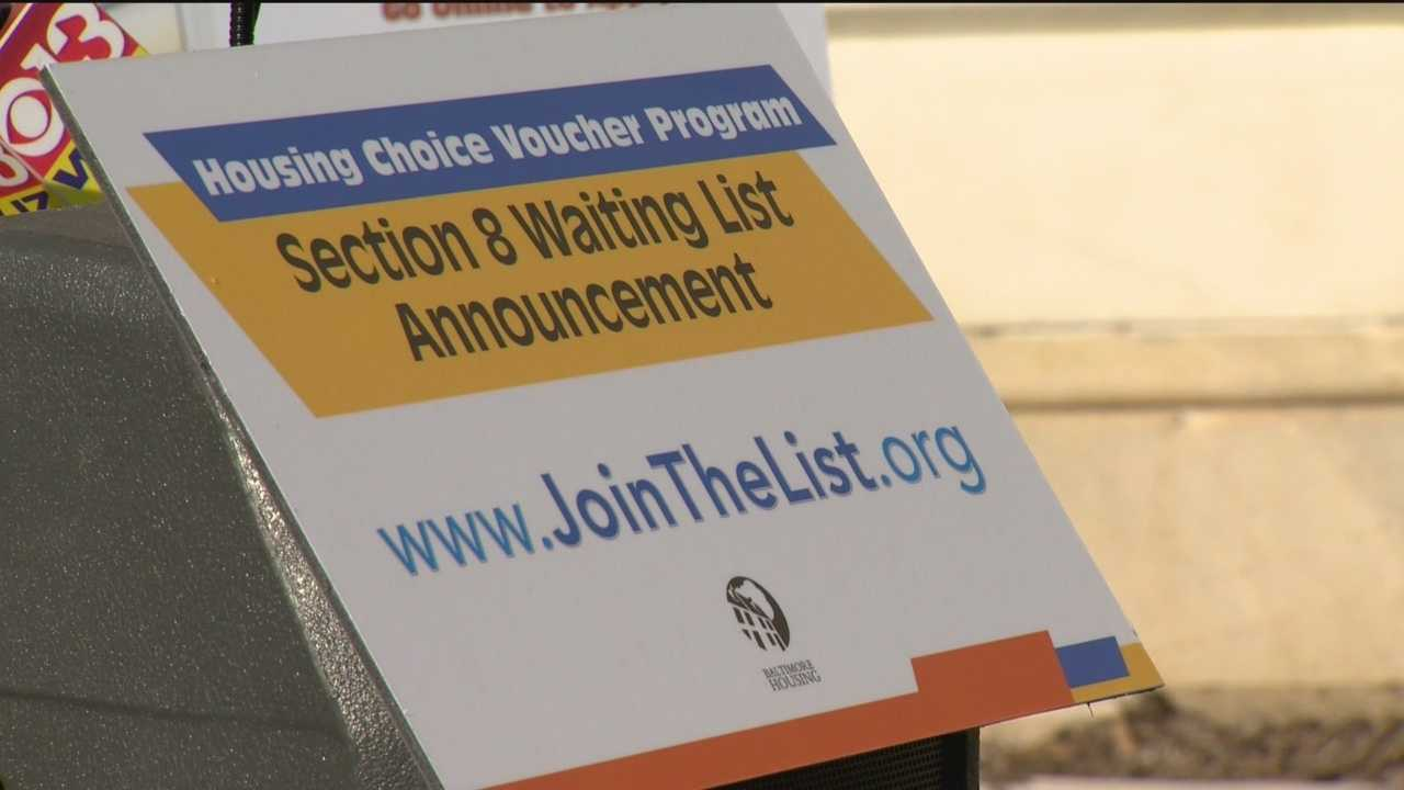 section 8 voucher application moves online