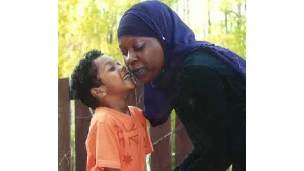 Kenya Janika Ramirez (mother), Shaddai Naeem Ramirez (son)