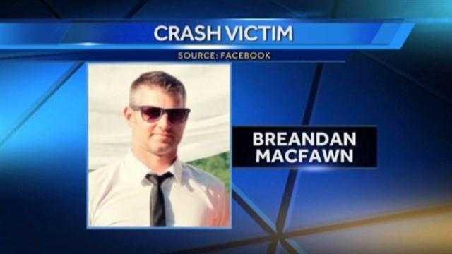 Breandan Macfawn, of Cumberland