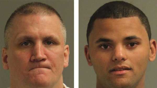Kevin Michael Loose (left), Shaun Marcus Gibbs (right)