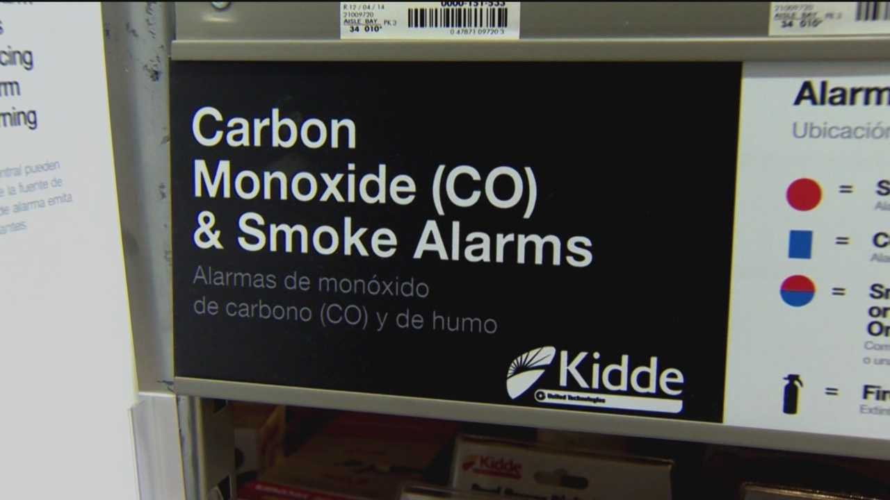 Six people were taken to hospitals after a carbon monoxide scare in southwest Baltimore.