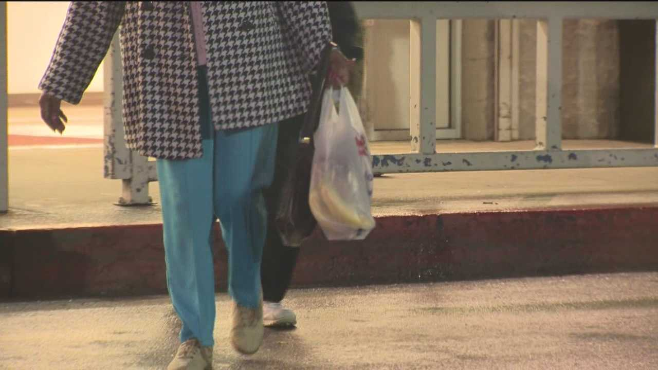 Baltimore City is getting one step closer to imposing a 5 cent fee on plastic bags at grocery and stores in the city.  George Lettis has more on why some think it's a great idea, while others think it's just another tax.