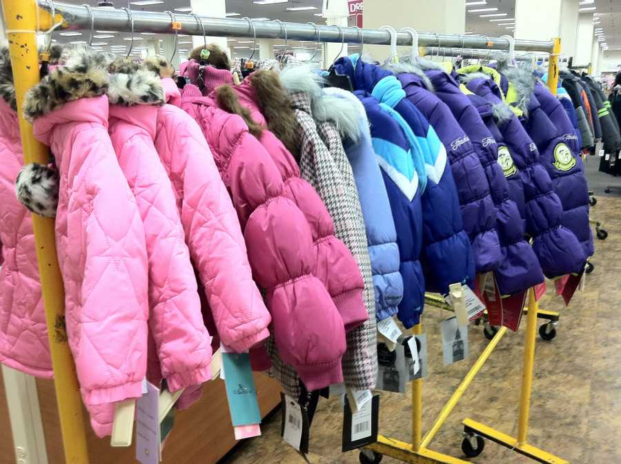Coats have been made available for more than 800 kids.