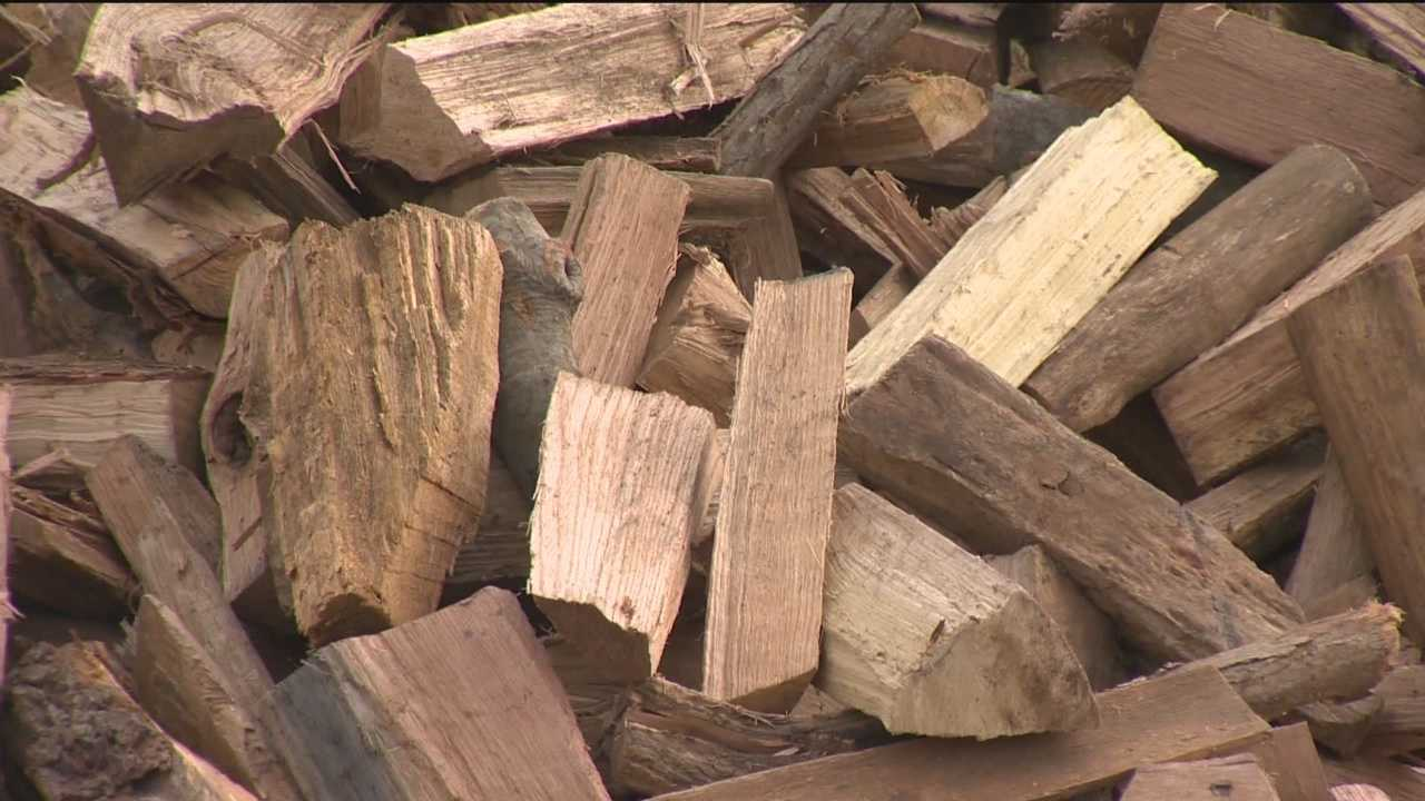 Supply and demand has prices ranging from $200 to $400 for a chord of wood.