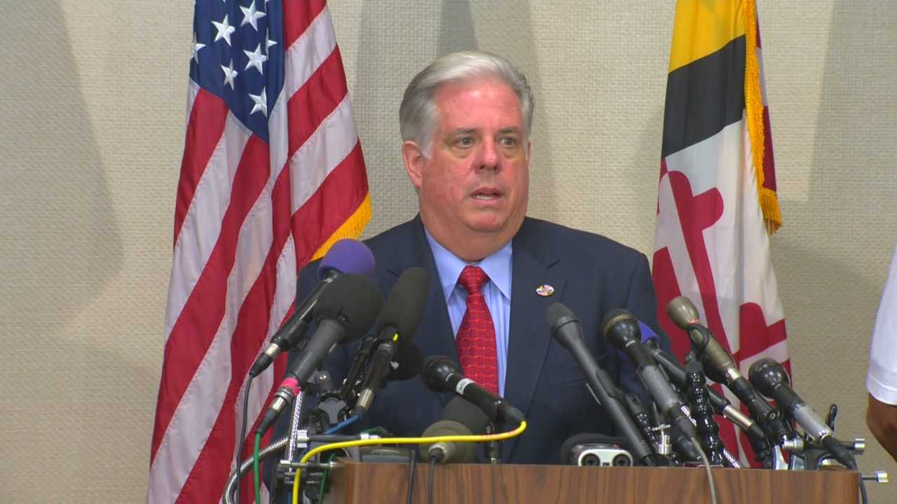 Gov.-elect Larry Hogan