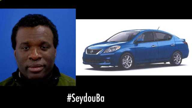 Police are hoping someone will have information about the death of Gaithersburg resident Seydou Ba, who was found dead in a similar vehicle as pictured here in Millersville.