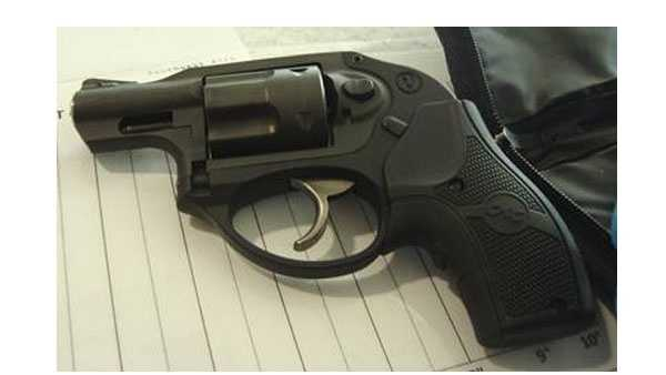 TSA officers detected a loaded .38-caliber pistol in a woman's carry-on bag at BWI.