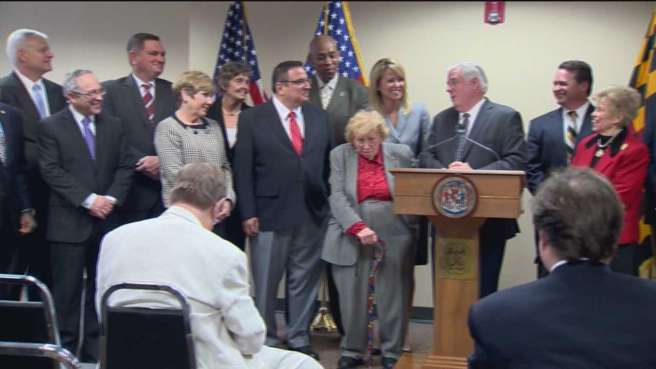 A large and distinguished group of people is the latest of Gov.-elect Larry Hogan's heroes and heroines.