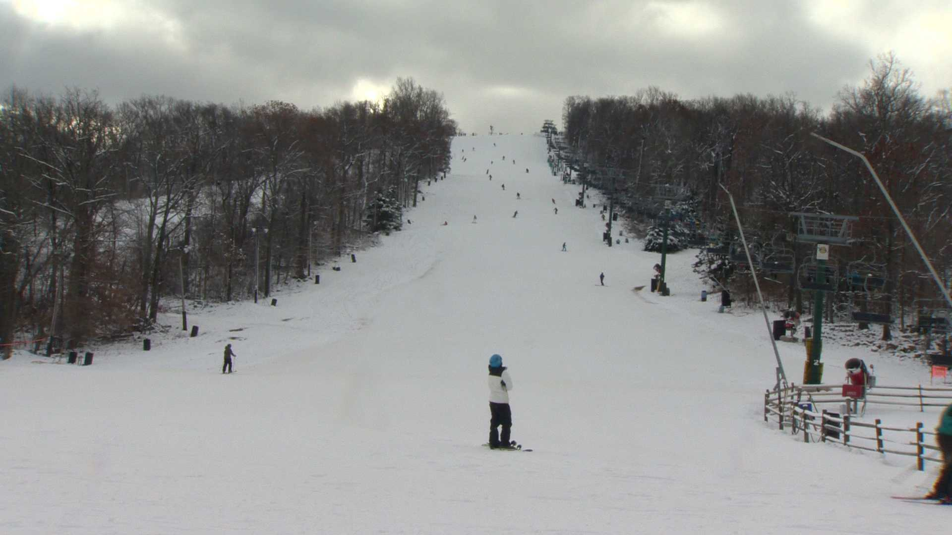 Ski Roundtop opens for the 2014-2015 season Friday.