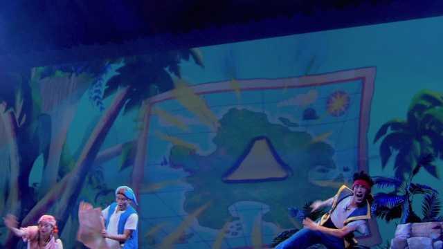 Disney's Pirate and Princess Adventure